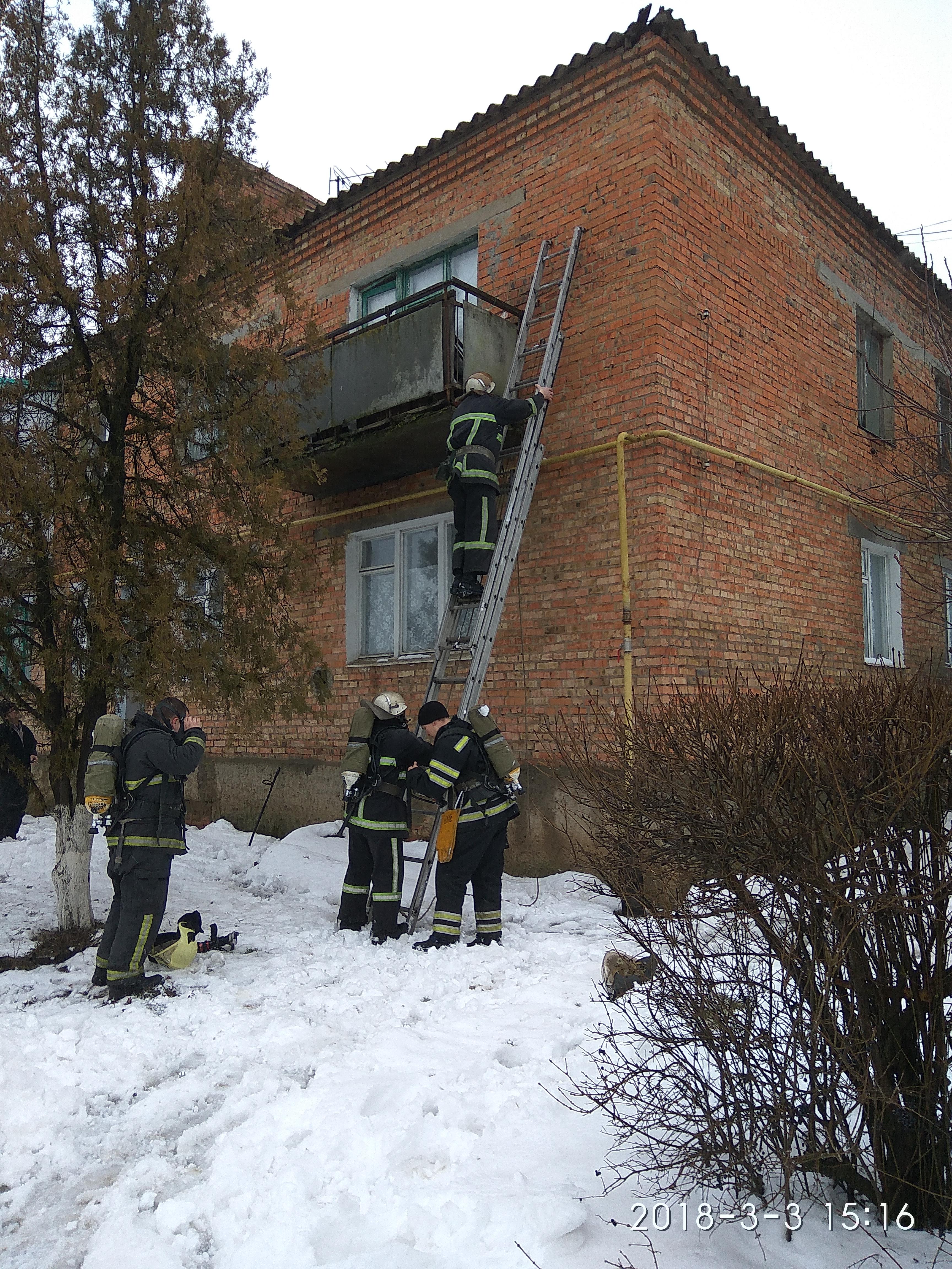 В Николаевской области во время пожара погиб мужчина (фото)