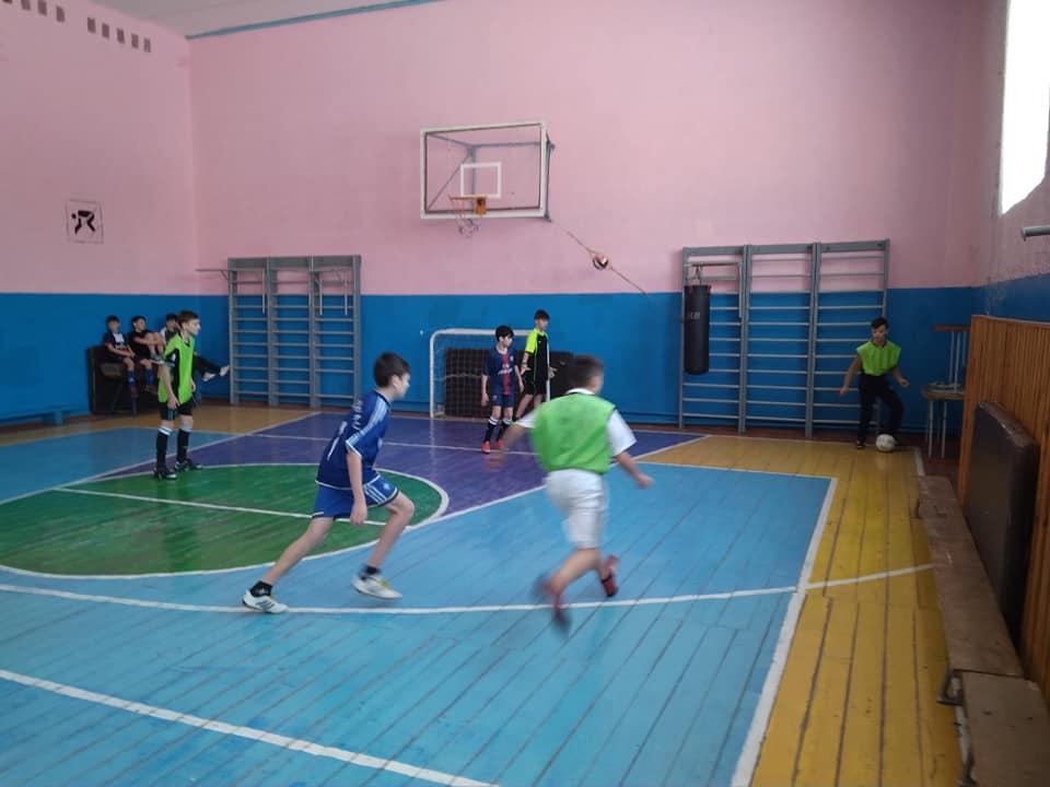 Федерация Футбола Первомайского Района: В Первомайском районе состоялся турнир по мини-футболу
