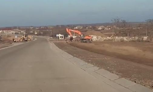 Трасса Н-14 на Николаевщине полностью проезжаемая – губернатор проверил лично