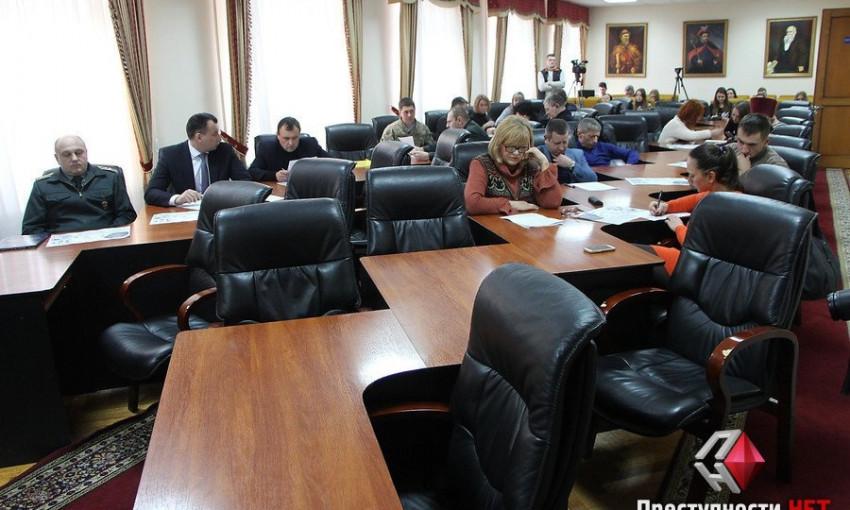 В Николаеве появится центр реабилитации ветеранов АТО