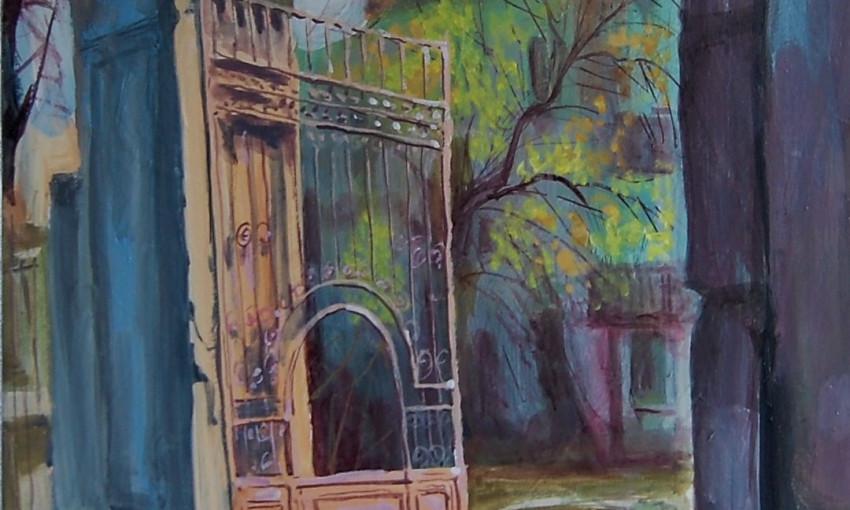 В галерее «На Спасской 45» открывается выставка живописи Вадима Пустыльника «Уходящий Николаев»