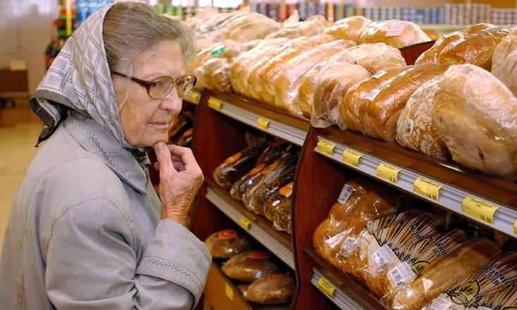 В Николаевских магазинах появился социальный хлеб